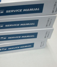 2016 GM Chevy Chevrolet Caprice Police Patrol Vehicle Service Shop Manual Set NE