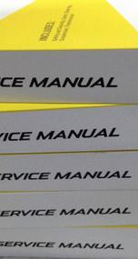 2016 GM Chevy Chevrolet SPARK ELECTRIC Service Shop Repair Manual SET NEW OEM