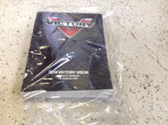 2016 POLARIS Victory VISION Service Shop Workshop Repair Manual NEW