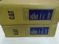 Caterpillar 768C Wheel Tractor 769C Truck Service Shop Manual 2 Volume Set ***