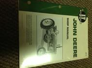 JOHN DEERE I&T JD4 A B G H D M MT Service Shop Repair Manual BRAND NEW x