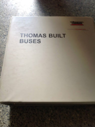 THOMAS BUILT BUSES Freightliner TRUCK TL960 TL 960 Service Shop Manual 85410249