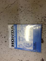 1991 1992 Honda CBR600F2 Shop Service Workshop Repair Manual Factory New
