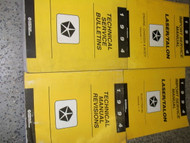 1994 Eagle Talon Plymouth Laser Service Repair Shop Manual Set 94 FACTORY