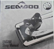 2005 Sea-Doo SeaDoo Islandia Factory Service Repair Shop Manual Vol 2 Workshop