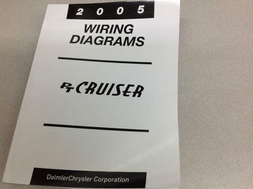 2005 Chrysler Pt Cruiser Electrical Wiring Diagrams