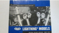 2005 Buell Lightning Models Parts Catalog Manual FACTORY OEM BOOK NEW 2005