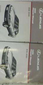 1999 LEXUS ES300 ES 300 Service Repair Shop Manual Set DEALERSHIP 99 BOOK NEW