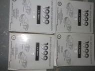 1999 GMC SIERRA TRUCK Service Shop Repair Manual Set FACTORY OEM
