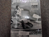 1998 Sea Doo GSX Jet Boats Service Repair Shop Supplement Manual FACTORY OEM x