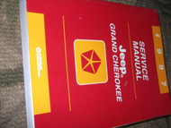 1997 Jeep Grand Cherokee Service Repair Shop Manual FACTORY OEM MOPAR
