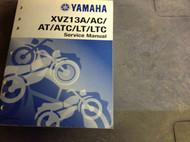 1996 1997 99 2001 YAMAHA XVZ13A/AC/AT/ATC/LT/LTC Service Shop Repair Manual x