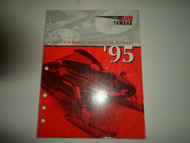 1995 Yamaha Snowmobile Technical Update Manual FACTORY OEM BOOK 95 DEALERSHIP