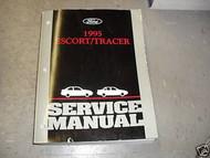 1995 FORD ESCORT Repair Service Shop Workshop Manual FACTORY OEM