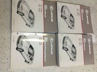 1994 LEXUS SC400 SC 400 SC300 SC 300 Service Repair Manual Set OEM W WIRING x