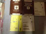 1992 DODGE RAM VAN WAGON Service Repair Shop Manual Set FACTORY FWD OEM +