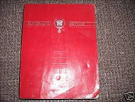 1990 Cadillac ELDORADO & SEVILLE Shop Service Repair Manual W PUBLICATIONS BOOK