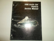 1990 Arctic Cat Pantera Service Repair Shop Manual FACTORY OEM WATER DAMAGED 90