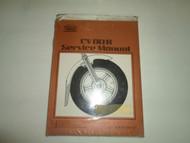1983 Yamaha CV 80 K CV80K Service Repair Shop Manual NEW FACTORY OEM DEALERSHIP