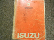 1983 Isuzu I-Mark PF Mark Service Repair Shop Manual FACTORY OEM BOOK 83