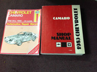 1983 GM Chevrolet Chevy Camaro Service Shop Repair Workshop Manual OEM Book Set