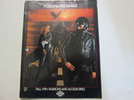 1981 Harley Davidson Fall Motorcycle Fashions and Accessories Catalog Manual