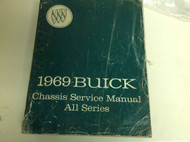 1969 BUICK SKYLARK RIVIERA WILDCAT GS 350 450 Service Shop Manual OEM BOOK