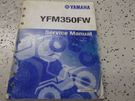 1996 1997 1994 1990 89 Yamaha YFM350FW YFM 350 FW Service Shop Repair Manual NEW