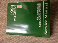 1994 Oldsmobile OLDS CUTLASS SUPREME Service Shop Repair Manual FACTORY 94 NEW