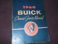 1960 BUICK ELECTRA INVICTA LE SABRE LESABRE CHASSIS Service Shop Repair Manual X