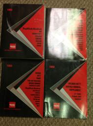 1993 GMC Topkick Chevy Kodiak Diesel Shop Service Repair Manual Set FACTORY OEM