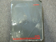 1996 Acura 3.2TL 3.2 TL Service Shop Repair Manual SUPPLEMENT USED WEAR DAMAGE