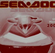 2001 2002 Sea Doo UTOPIA 185 UTOPIA 205 Service Shop Repair Manual FACTORY X