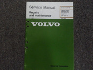 1975 80 1990 Volvo 200 Section 3 Lighting Instrumentation Repairs Service Manual