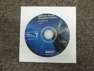 2003-2 BMW On Board Navigation System Southeast CD DVD OEM FACTORY DEALERSHIP