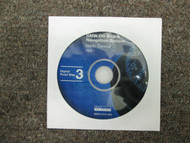 2003-2 BMW On Board Navigation System North Central CD DVD OEM FACTORY