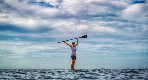 basics of stand up paddle boarding