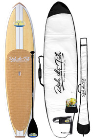 Limited Edition Matt 10 ft. 6 Bamboo Aloha SUP Package