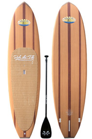 Limited Edition Matt 10 ft. 6  Woody Bahama SUP Package