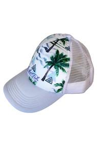 Palmtree Trucker RTT Hat