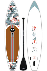 12 ft. 6 Tukána Inflatable SUP Package