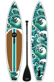12 ft. 6 Bombora Inflatable SUP Package