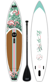 12 ft. 6 Piña Colada Inflatable SUP Package