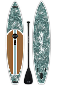 12 ft. 6 Paradiso Inflatable SUP Package