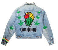 SOLD OUT- Rasta One Love Jacket #1