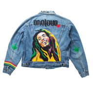 Bob Marley One Love Jacket #1