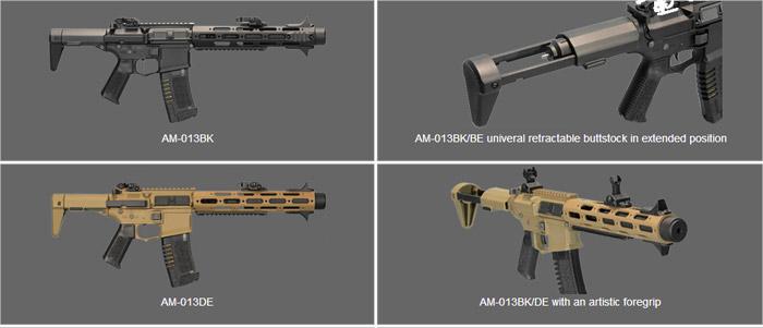 Ares AM-013 BB Gun review - bbguns4less
