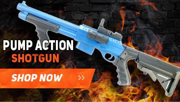 vigor pump action bb gun
