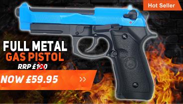 double bell 736 full metal gas pistol