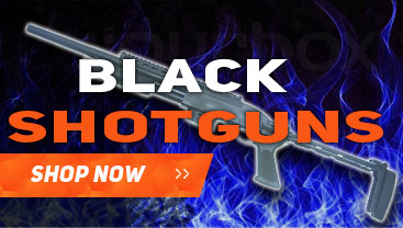 black airsoft shotguns